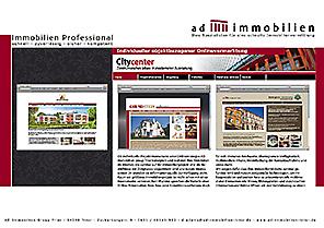 Designbeispiele von Exposés für Immobilienprojekte vom Makler in Trier