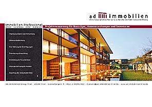 Titelseite eines individuellen Immobilienexposés der trierer Makler