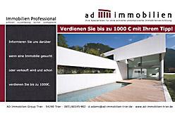 Immobilien Tipp der Immobilienmakler in Trier